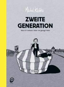 Buch-Cover-Michel-Kichka-Zweite-Generation-Was-ich-meinem-Vater-nie-gesagt-habe
